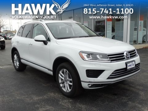 New 2016 Volkswagen Touareg Sport w/Technology