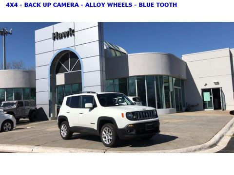 Pre-Owned 2018 Jeep Renegade Latitude AWD