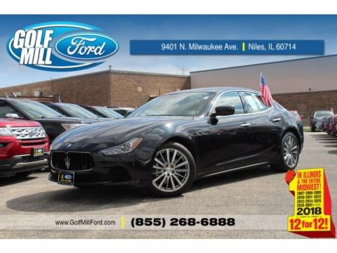Pre-Owned 2014 Maserati Ghibli North America specification Base